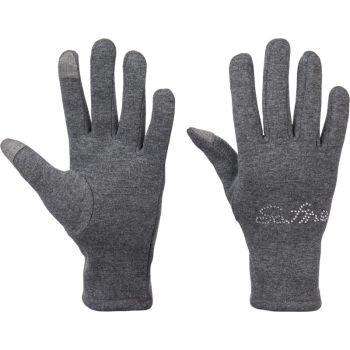 McKinley MILENA WMS, ženske rukavice, siva