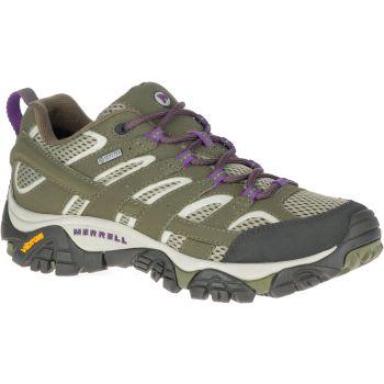 Merrell MOAB 2 GTX, ženske cipele za planinarenje, zelena