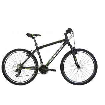 Nakamura FUSION 1.0, mtb bicikl, crna
