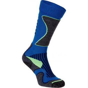 McKinley NEW NILS, čarape za skijanje, plava