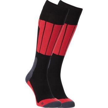 McKinley NEWCOMB II UX 2-PACK MCK, čarape za skijanje, crna
