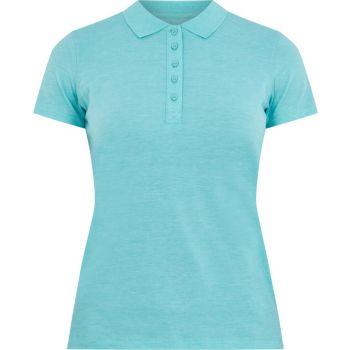 McKinley PELLEW WMS, ženska polo majica za planinarenje, zelena