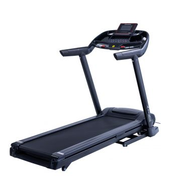 Energetics PR 8000 HRC, staza za trčanje, crna
