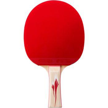 Tecnopro PRO 5000, reket za stoni tenis, crvena