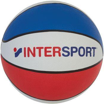Intersport PROMO INTERSPORT, lopta za košarku, bijela