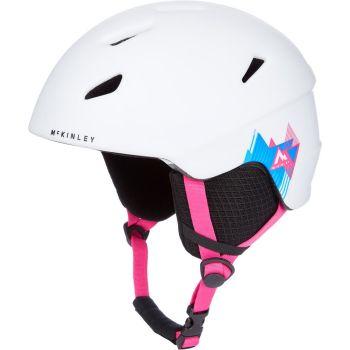 McKinley PULSE JR HS-016, dječija skijaška kaciga, bijela