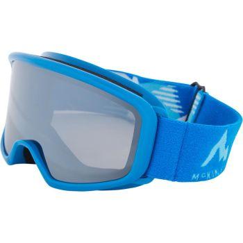 McKinley PULSE S PLUS, dječije skijaške naočare, plava