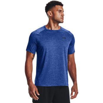 Under Armour TECH 2.0 SS TEE, muška majica za fitnes, plava