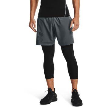 Under Armour WOVEN GRAPHIC SHORT, muški šorc za fitnes, crna