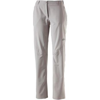 McKinley SALEM II WMS, ženske pantalone za planinarenje, siva
