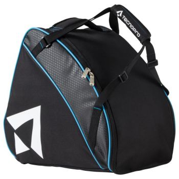 Tecnopro SKI BOOT BAG TRIANGLE+, torba za pancerice, crna