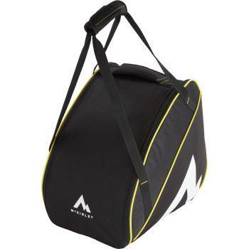 McKinley BOOT BAG TRIANGLE+, torba za pancerice, crna