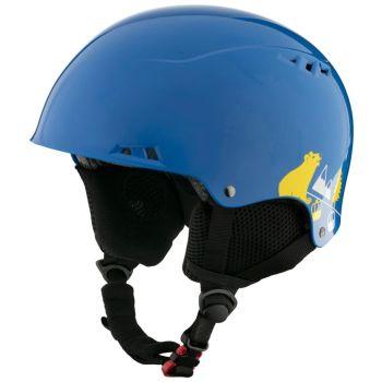 Tecnopro SNOWFOXY SK587, dječija skijaška kaciga, plava