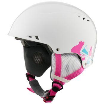 Tecnopro SNOWFOXY SK587, dječija skijaška kaciga, bijela