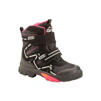 McKinley SNOWSTAR II AQX, dječije čizme, crna