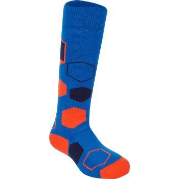 McKinley SOCKY II JRS, dječije čarape za skijanje, plava