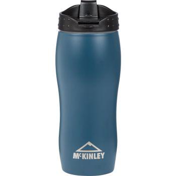 McKinley STAINLESS STEEL DOUBLE TRAVEL MUG, posuda kamp, plava