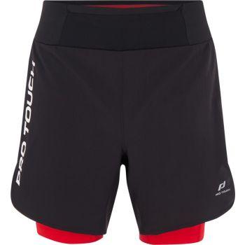 Pro Touch STOCK UX, muški šorc za trčanje, crna