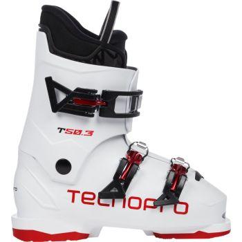 Tecnopro T50-3, dječije pancerice, bijela