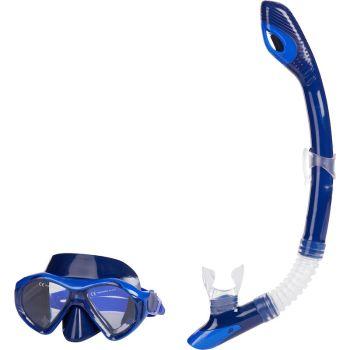 Tecnopro ST8, set za ronjenje, plava