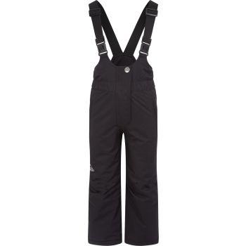 McKinley TYLER II KDS AQ, dječije pantalone za skijanje, crna