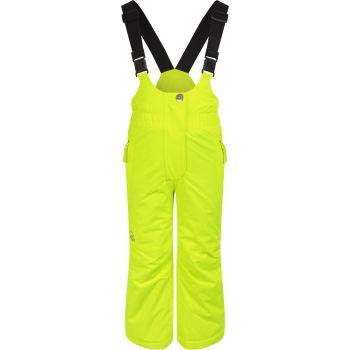 McKinley TYLER II KDS AQ, dječije pantalone za skijanje, žuta