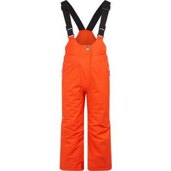 McKinley TYLER II KDS AQ, dječije pantalone za skijanje, narandžasta
