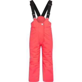 McKinley TYLER II KDS AQ, dječije pantalone za skijanje, roza