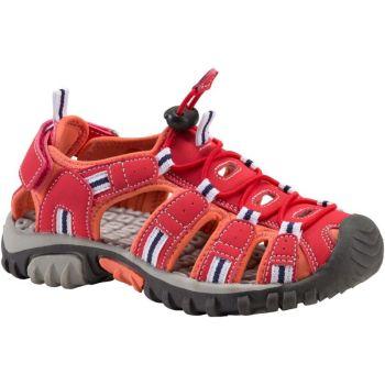 McKinley VAPOR 2 JR, dječije sandale, crvena