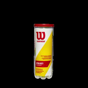 Wilson CHAMP XD 3 BALL, lopta za tenis, žuta