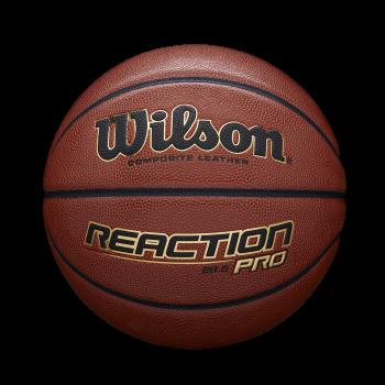 Wilson REACTION PRO 285, lopta za košarku, braon