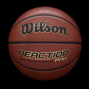 Wilson REACTION PRO 295, lopta za košarku, braon