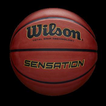 Wilson SENSATION SR 295, lopta za košarku, narandžasta