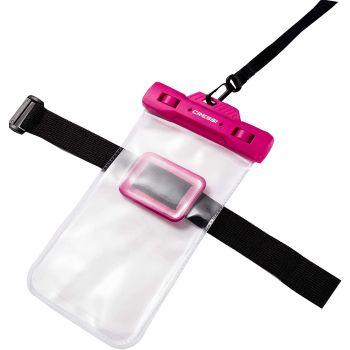 Cressi Sub WATERPROOF PHONE CASE, torbica, roza