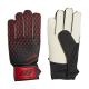 adidas PRED GL TRN J, dječije golmanske rukavice za fudbal, crna