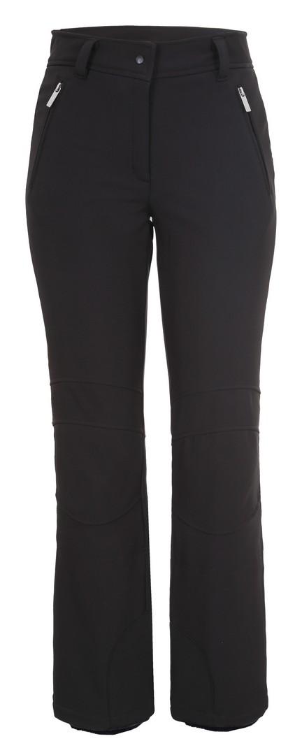 Icepeak OUTI, ženske pantalone za skijanje, crna