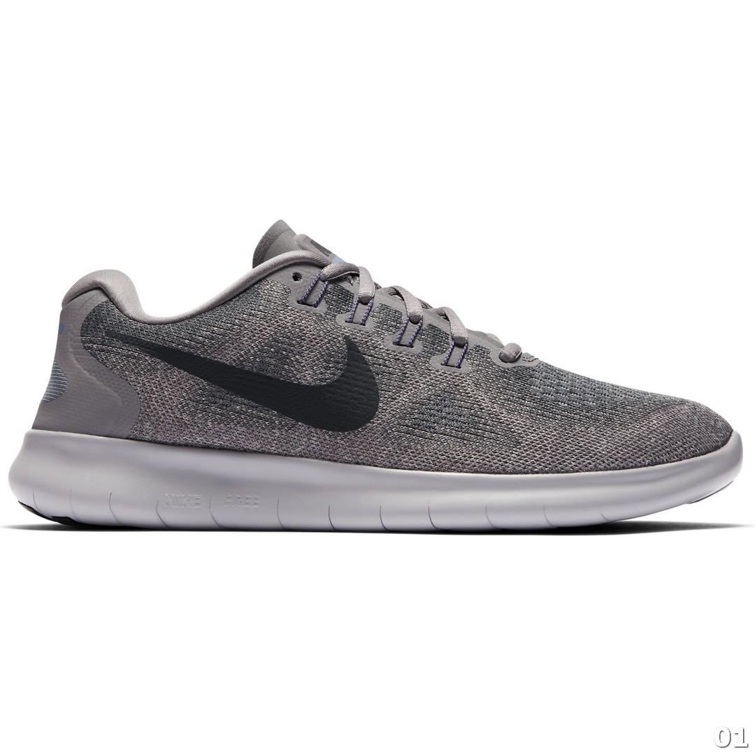 Nike WMNS NIKE FREE RN 2017, ženske patike za trčanje, crna