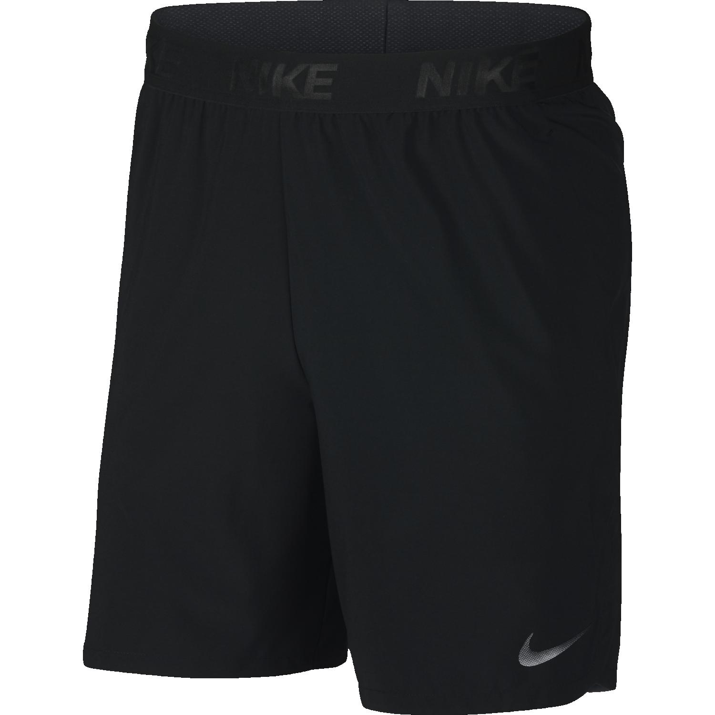 Nike M NK FLX SHORT VENT MAX 2.0, muški šorc za fitnes, crna