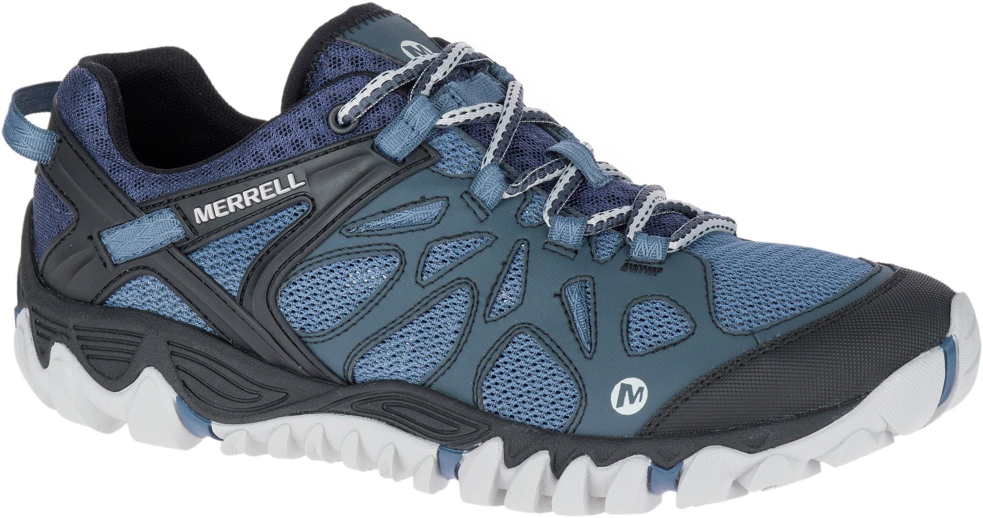 Merrell ALL OUT BLAZE AERO SPORT, muške cipele za planinarenje, plava