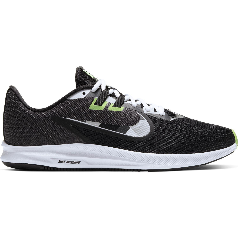 Nike DOWNSHIFTER 9, muške patike za trčanje, crna