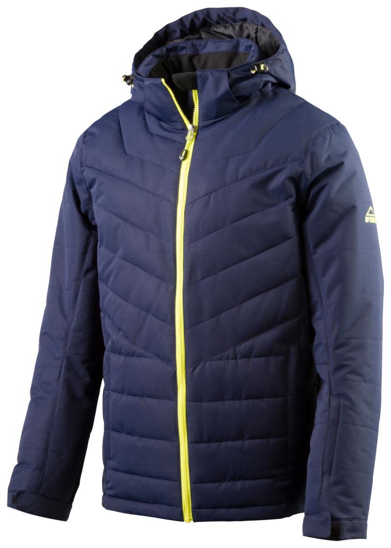 McKinley BASIL UX, muška jakna za skijanje, plava