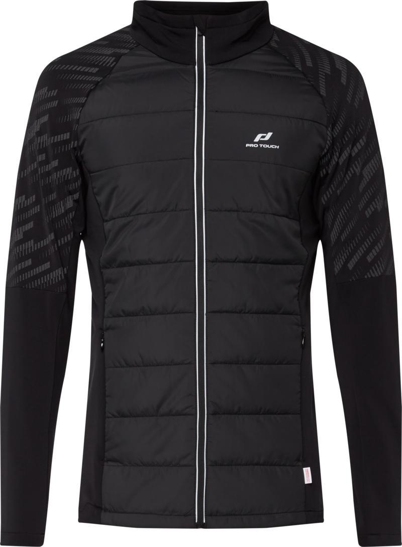 Pro Touch BAYO II UX, muška jakna za trčanje, crna
