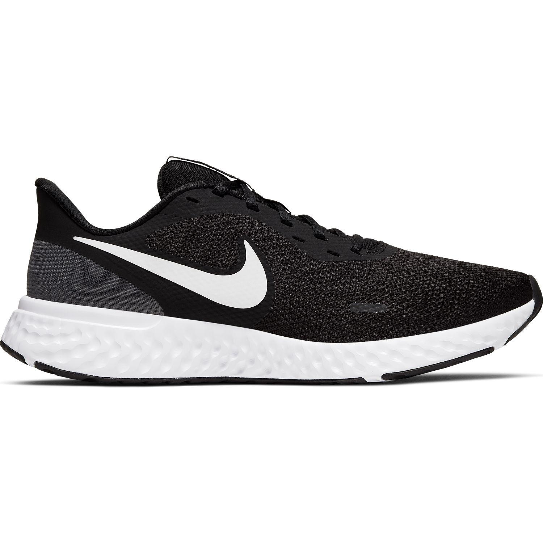 Nike REVOLUTION 5, muške patike za trčanje, crna