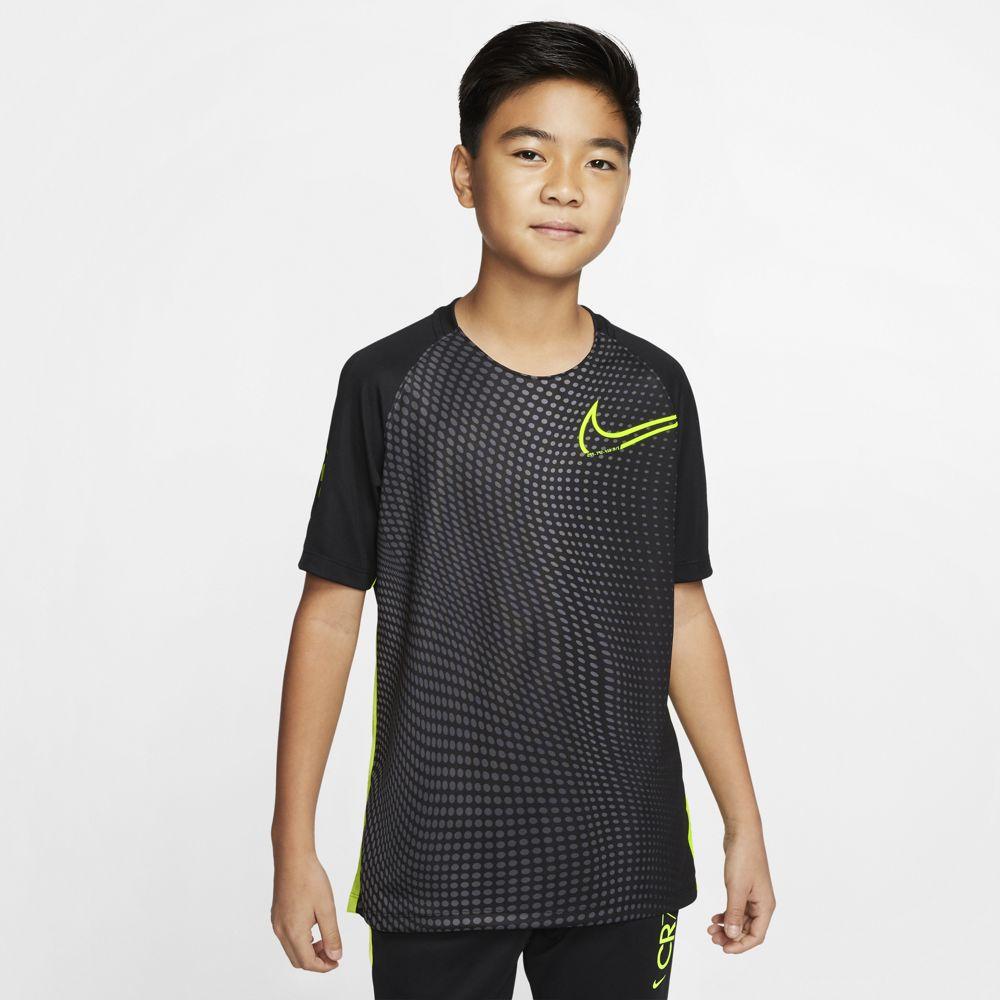 Nike CR7 B NK DRY TOP SS, dječija majica, crna