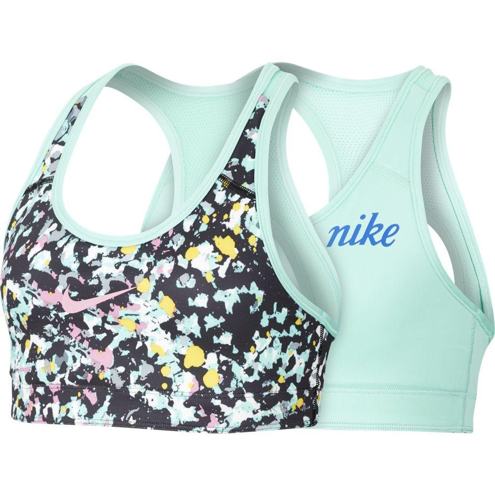 Nike G CL REVERSIBLE BRA JDIY, dječiji top, plava