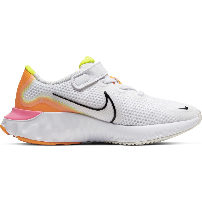 Nike RENEW RUN (PSV), dječije patike za trčanje, bijela