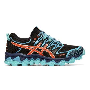 Asics GEL-FUJITRABUCO 7 G-TX, ženske patike za trčanje, plava