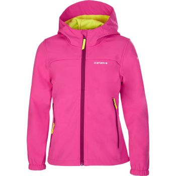 Icepeak KAPPELN JR, dječija jakna a planinarenje, roza