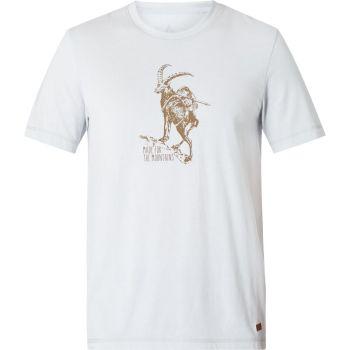 McKinley JAMA UX, muška majica za planinarenje, siva