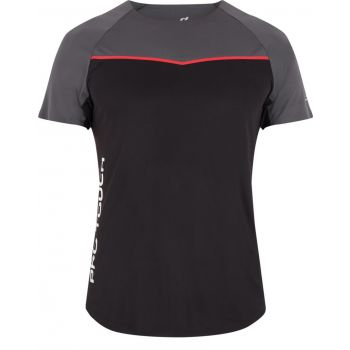 Pro Touch AKIN II UX, muška majica za trčanje, crna